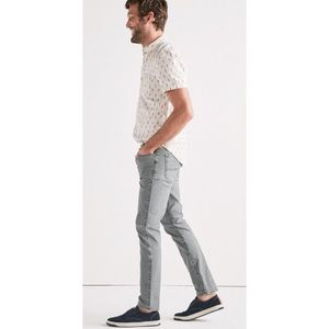 MEN'S LUCKY BRAND 110 Skinny Seaglass Canvas Jeans
